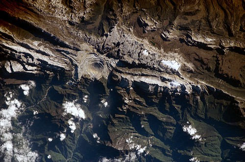 Satellite photo of Gold Field