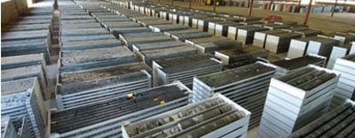 Barre d'oro estratte dalle miniere d'oro in Sud Africa