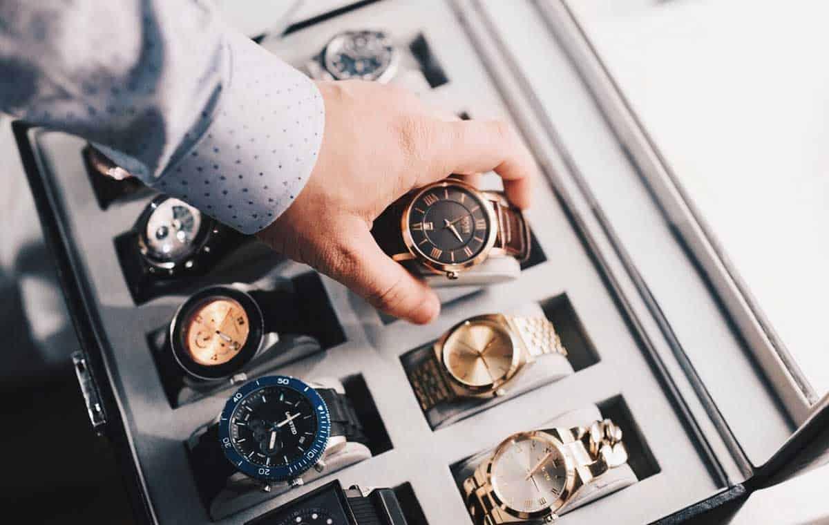Acquistare orologi online
