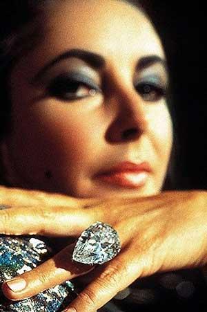 Diamante Liz Taylor