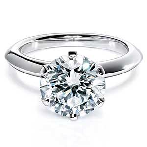 Anello di fidanzamento Tiffany