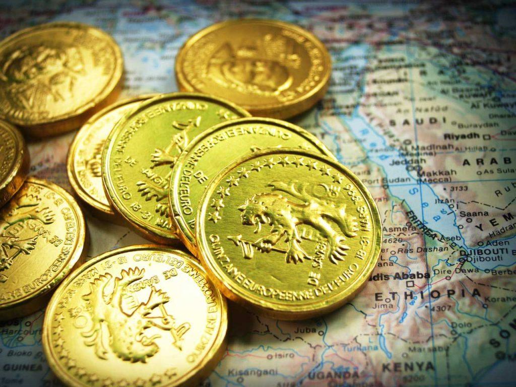 monete d'oro