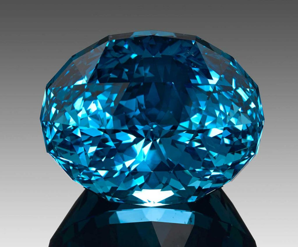 Pietre preziose blu
